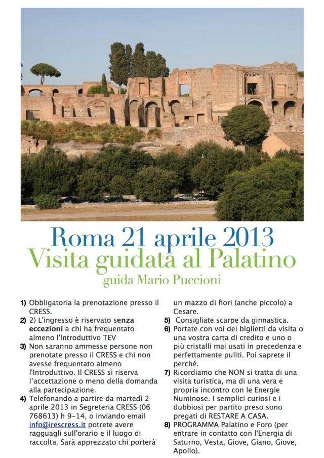 Palatino 2013