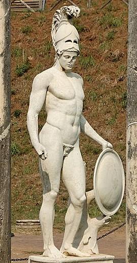 Ares Villa Adriana Tivoli