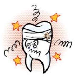 dente malandato