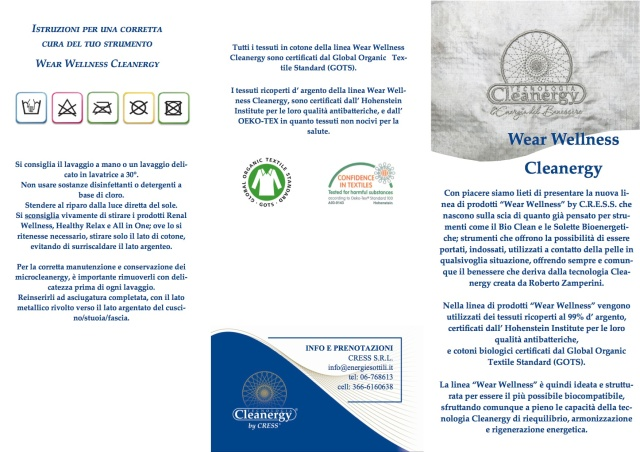 Wear Wellness Cleanergy