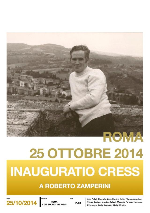 Inauguratio CRESS