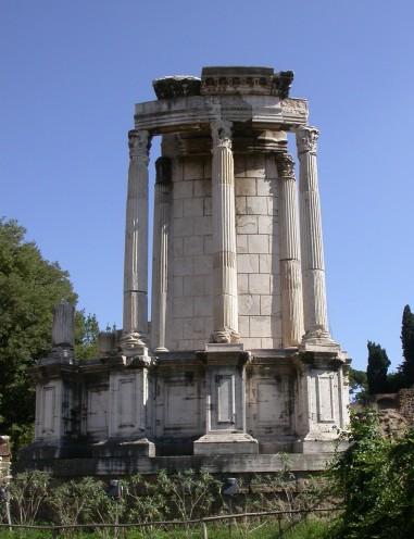 Rom_vesta_tempel